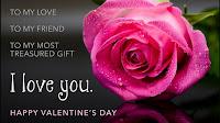 Valentines day Greeting cards for Girlfriend,Boyfriend