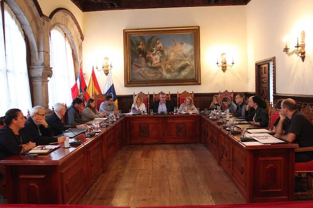 El Consejo Rector de la Bajada de la Virgen comienza los trabajos de organización de las Fiestas Lustrales 2020
