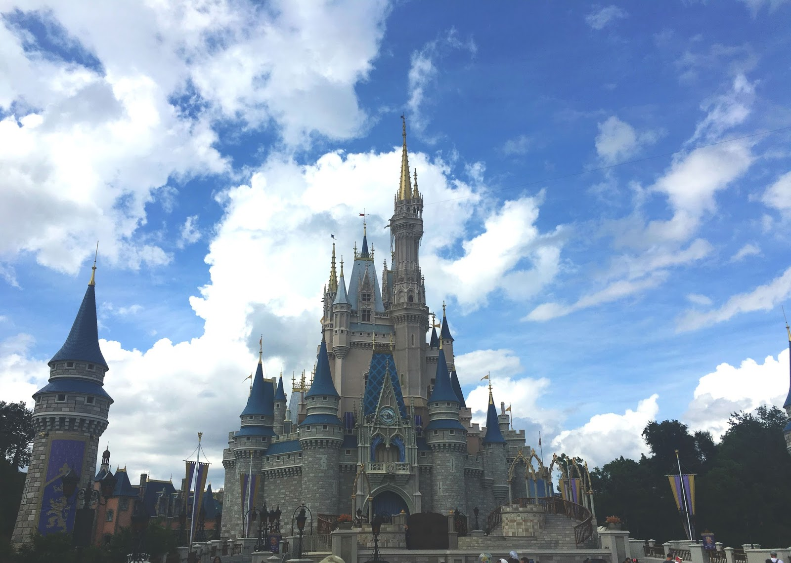 Magic Kingdom in Disney World, Florida