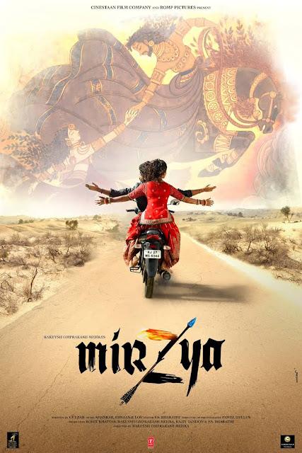 Download Film Mirzya (2016) Bluray Subtitle Indonesia
