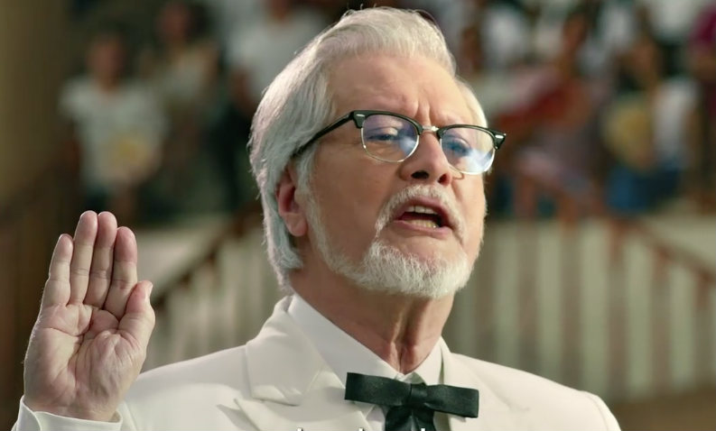 New KFC viral ad finally reveals the first Pinoy Colonel