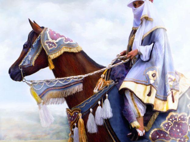 Latest Beautiful Muslim Arab Girls Wallpapers Hd Images -9154