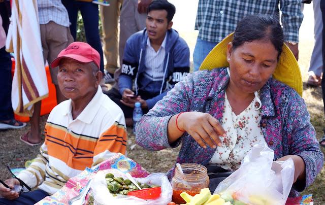 Phnom Penh : Les visages du Festival des Eaux