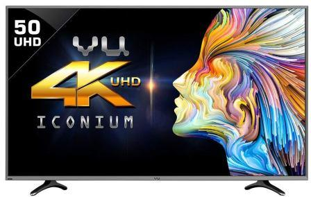 VU (50 inch.) 4K Full HD Smart LED TV,Duniya ki Top 8 Smart LED TV Full Features in Hindi,new tv launches in india 2018, best smart tv in india 2018,smart tv kya hai,smart tv features in hindi,android tv hindi