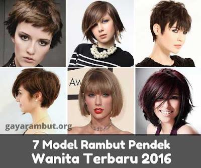 7 Model Rambut Pendek Wanita 2016_800032145