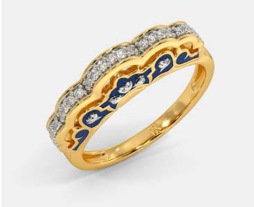gelang emas modern