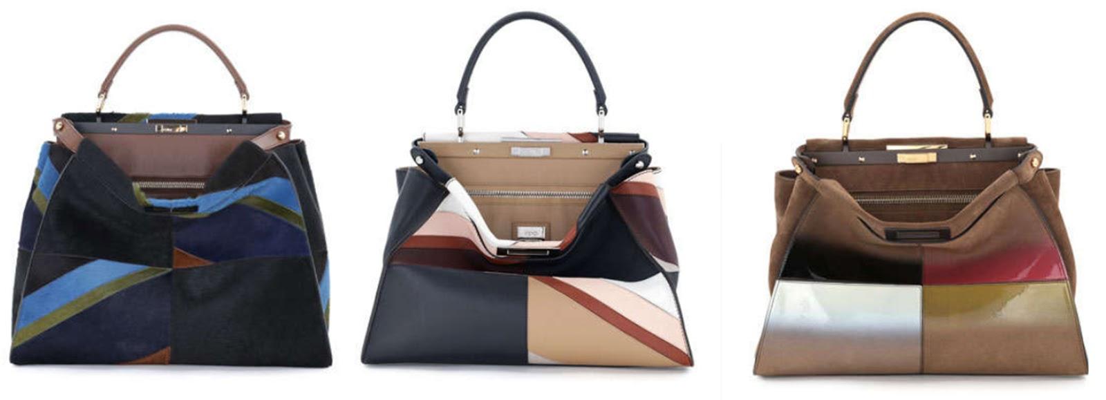 d4422b83a853 Would You Carry That Bag  Fendi Peekaboo Bag
