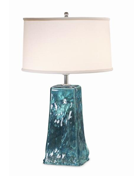 Style Key West Sea Glass Inspired Lamps