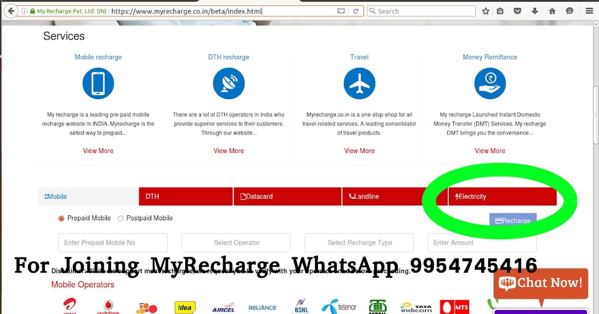 Globally New Myrecharge Co In My Recharge Electric Bill