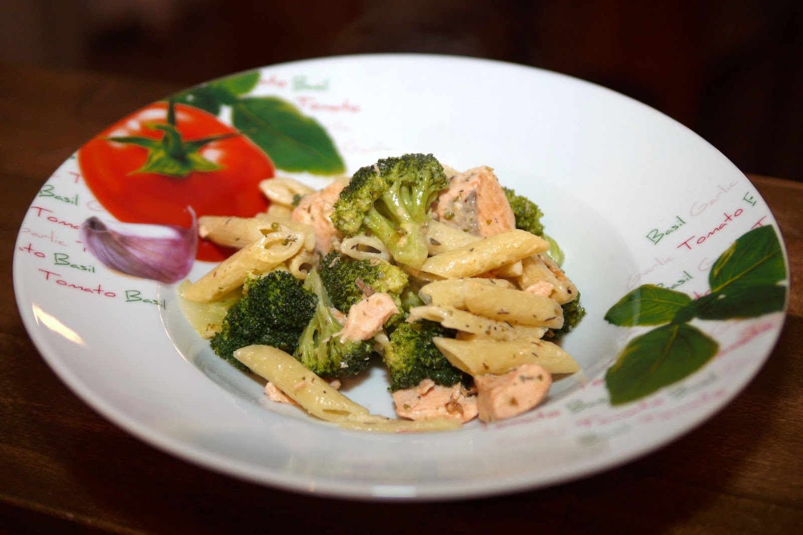 Brokkoli-Lachs-Pfanne | Rezept | Essen | Rezept | Kochen | Pasta
