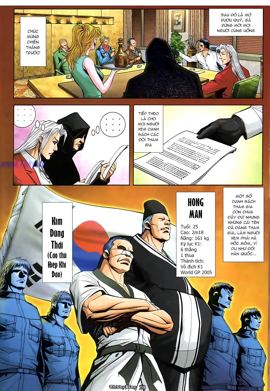 Người Trong Giang Hồ NetTruyen chap 867 - Trang 16