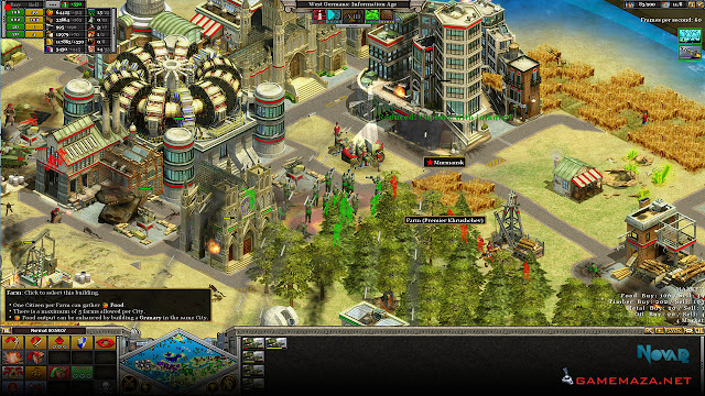 Rise of Nations Gold Edition Gameplay Screenshot 3