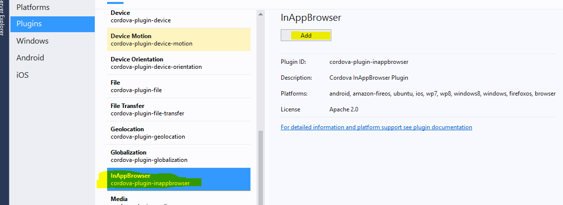 Ionic Inappbrowser Hide Url
