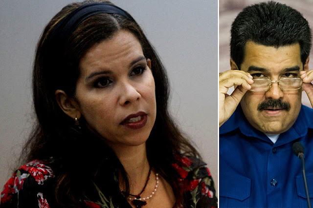 13 mortales dardos que soltó la ex defensora del Pueblo, Gabriela Ramírez