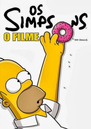 Os Simpsons: O Filme 2007 Torrent – BluRay 720p/1080p Dual Áudio