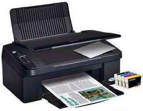 Epson SX105 and SX106 Resetter