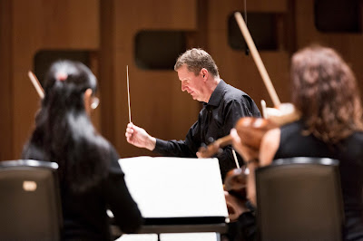 Ian Page and Classical Opera - photo Ben Ealovega