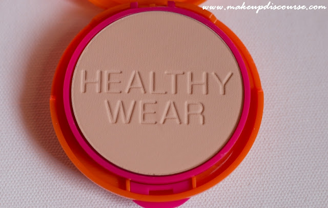 Physicians Formula Healthy Wear SPF 50 Powder Foundation in Natural Beige Review and Swatches