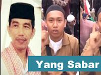 Tanggapan Jokowi Terhadap Pemuda Yang Mengancamnya, Yang Sabar - Baik x Presiden kita Ini