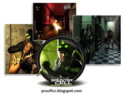 Tom Clancy's Splinter Cell: Chaos Theory free Download PC Game Full Version