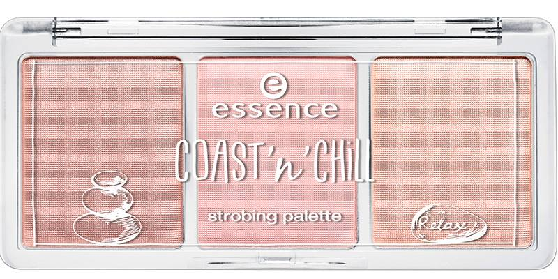 Essence Coast 'n' Chill trend edition