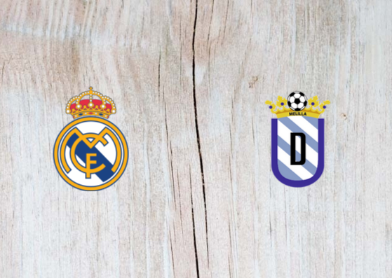 Real Madrid vs Melilla Full Match & Highlights 06 December 2018