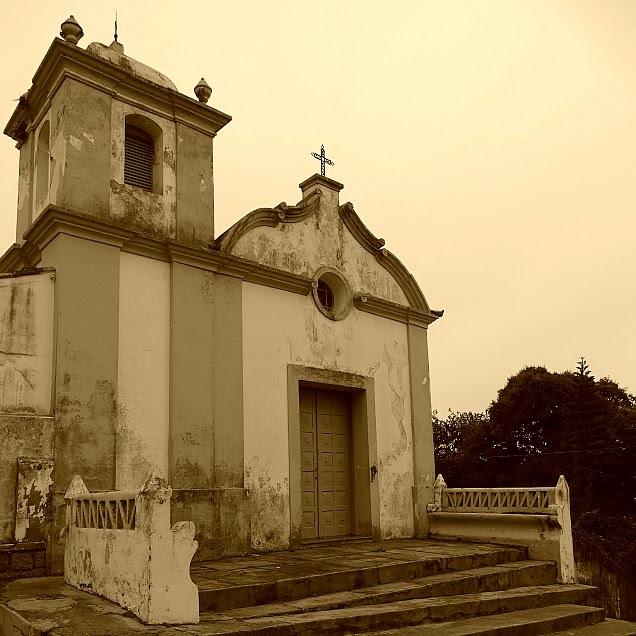 Capela Nosso Senhor do Bonfim, em São José, Santa Catarina