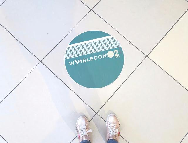 Wimbledon signage