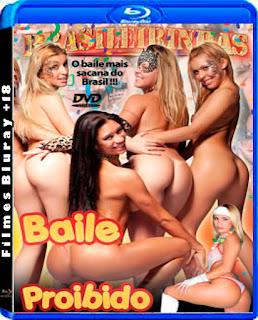 Brasileirinhas Baile Proibido DVDRip Torrent Download (2013)