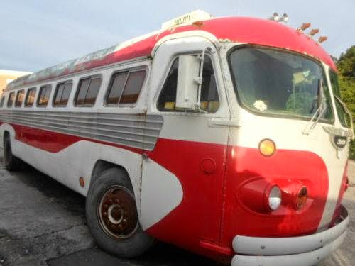 Used rvs 1946 flxible clipper classic motorhome bus for for Classic motor homes for sale