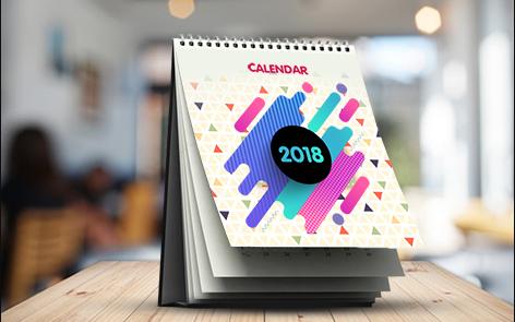 Cetak Kalender 2018 Murah di Jakarta