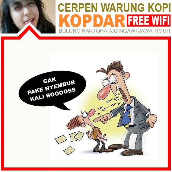 """Dialog Bahasa Jawa Lucu """"NGLAMAR KERJO"""""""