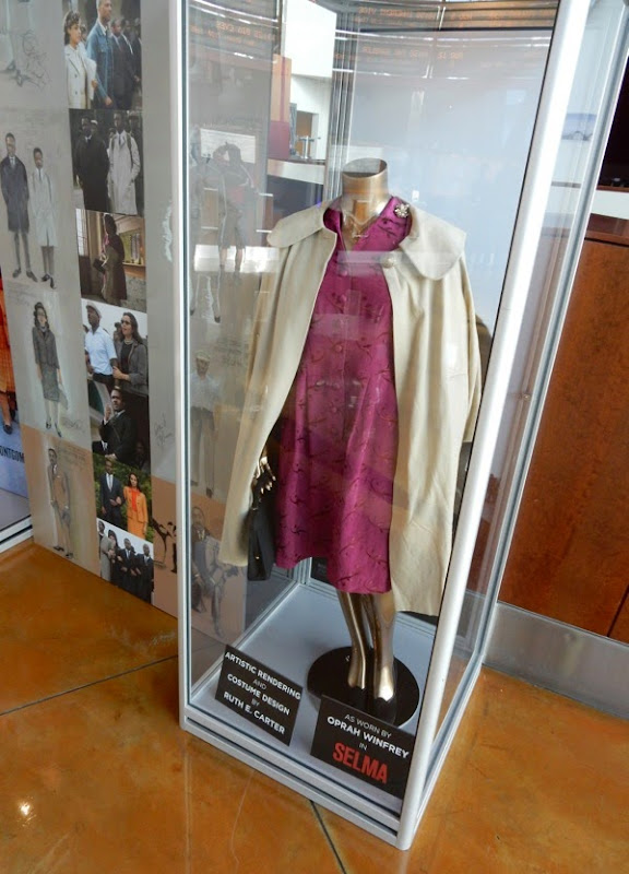 Oprah Winfrey Selma movie costume