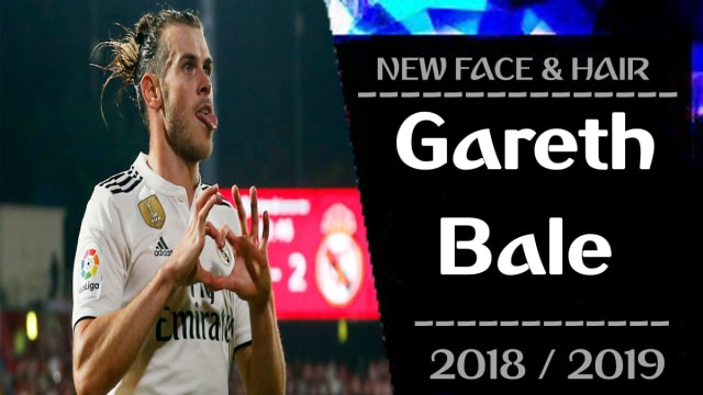 Gareth Bale Face For PES 2013