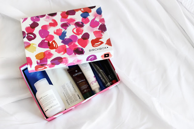 Birchbox July 2016