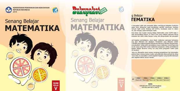 Materi Matematika Kelas 5 Kurikulum 2013 Revisi 2018