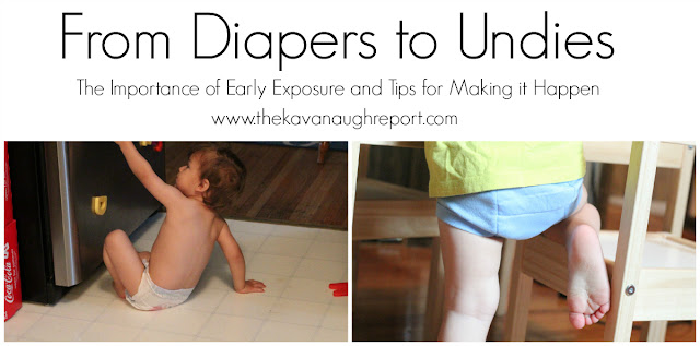 potty training, early potty training, undies, big boy