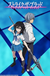 Strike the Blood Latino 1  online