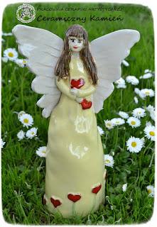 Anioły w plenerze