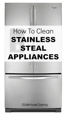 How To Clean Stainless Steel Liances Naturally