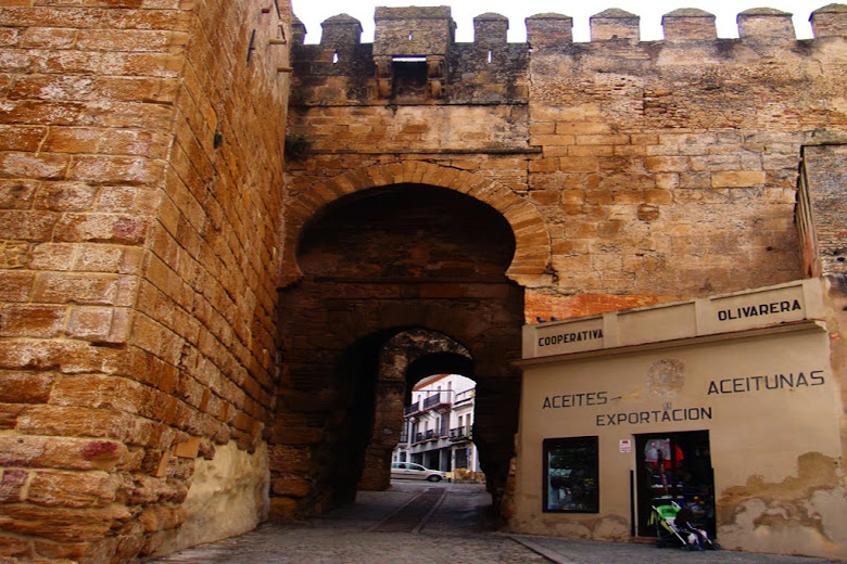 Carmona, near Seville is a good step off point for exploring Al-andalus