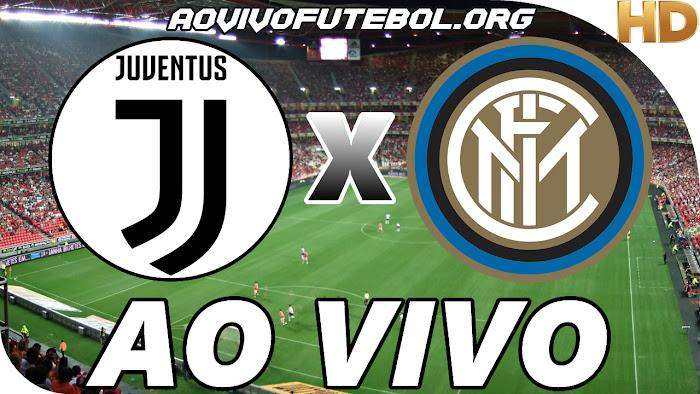 Assistir Juventus x Inter de Milão Ao Vivo