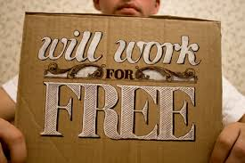 The Value on Working for Free- The Debate
