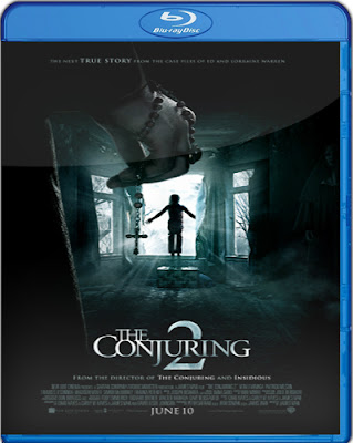 The Conjuring 2: The Enfield Poltergeist 2016 BD25 NTSC Latino