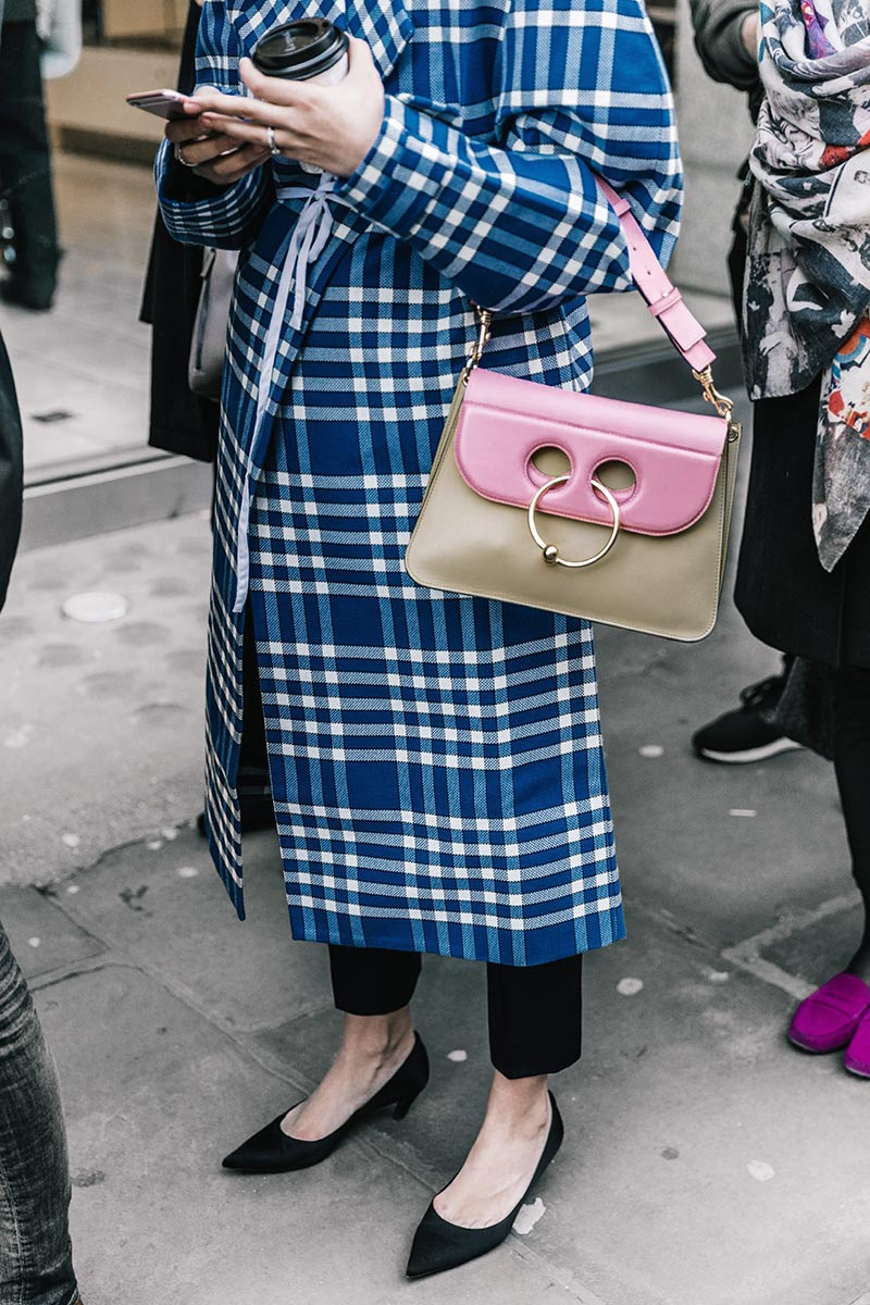 Street Style London Fashion Week 2017