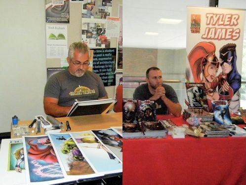 Brass City Comic Con 4 - August 25, 2013