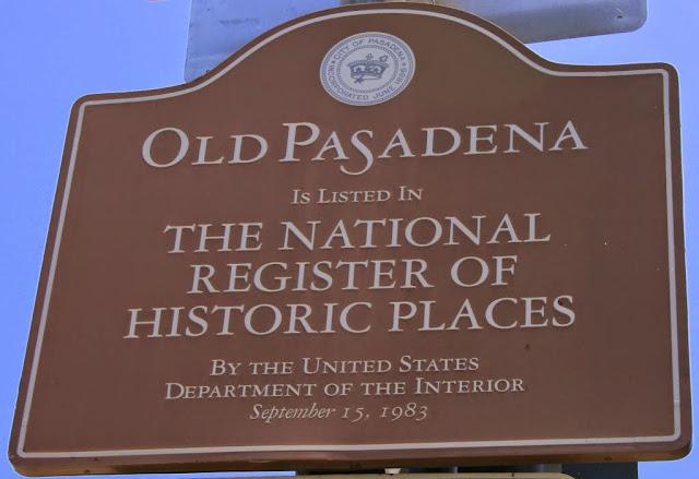 Pasadena na Califórnia
