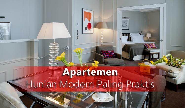 Apartemen, Hunian Modern Paling Praktis