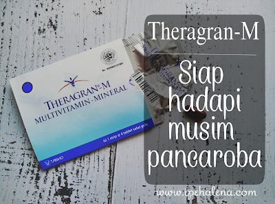 Theragran-M : Siap hadapi musim pancaroba