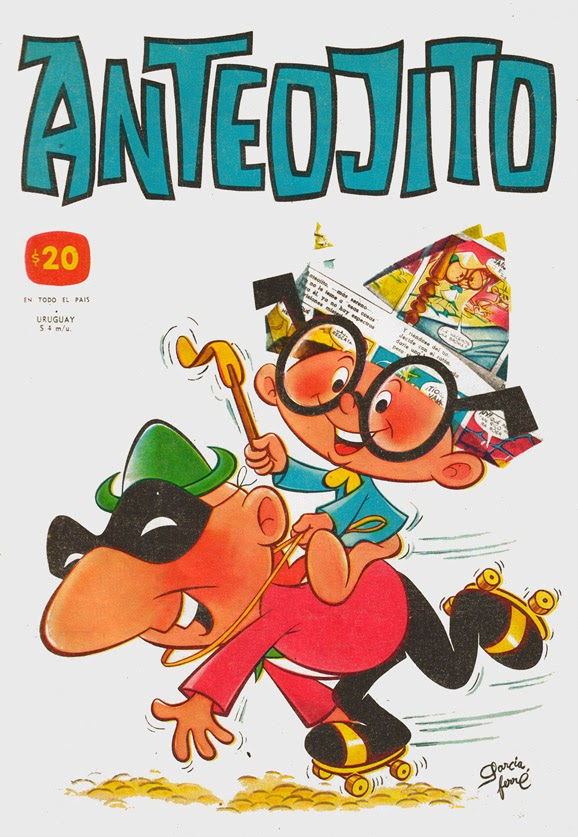 Revista Anteojito Nº 6